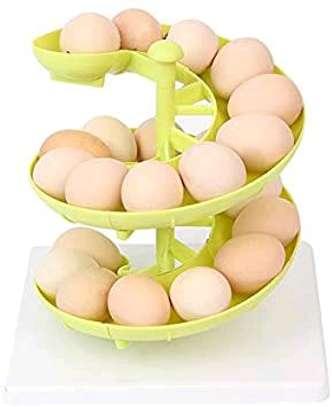 Sliding Spiral egg / fruits organizer image 4