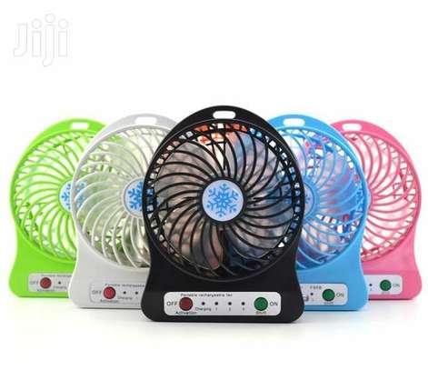 Mini-portable Fan image 1