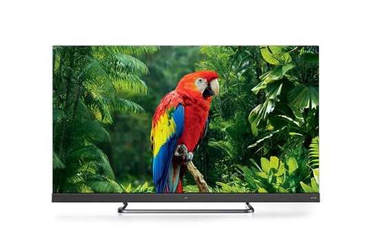 TCL 55 inches C8 Q-LED Android Smart UHD-4K Digital TVs C815 image 1