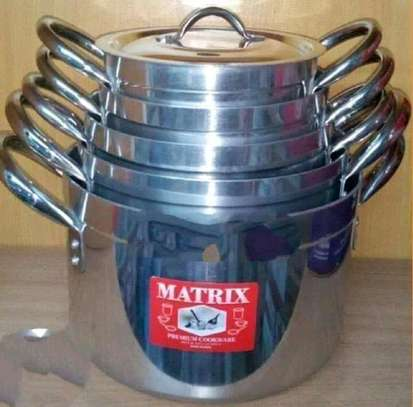 Matrix premium Cookware sets
