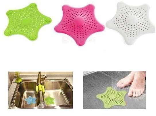 Silicone Kitchen Sink Strainer image 1