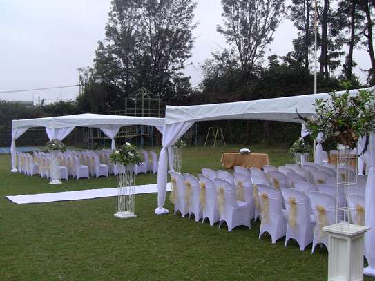 Tents, chairs, and tables for hire image 3