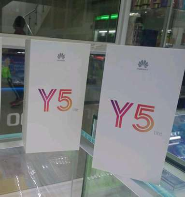 Huawei Y5 Lite brand new and sealed in a shop image 1