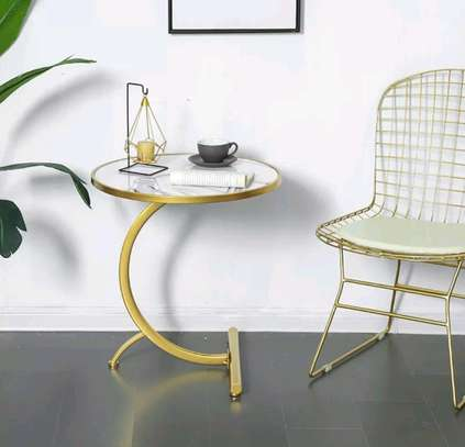 NORDIC MARBLE TABLES image 2