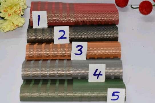 *PVC TABLE MATS image 1