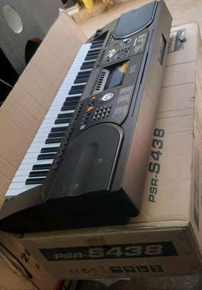 Electronic keyboard image 1