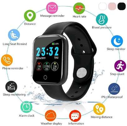 2020 Lemfo i5 Top Fitness Smartwatch, Ultra Fitness Tracker image 4