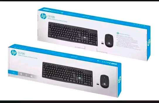 CS700 keyboard wireless and mouse image 4