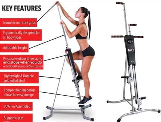 Quality max climber on offer image 1