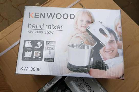 Electric handmixer on offer image 1