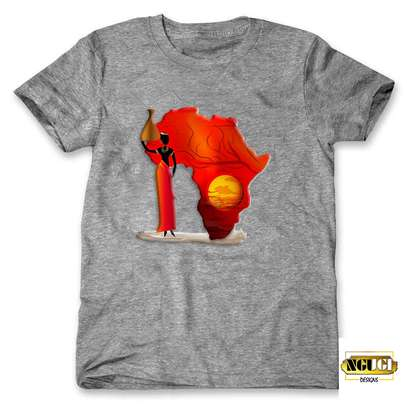 Custom T-shirts with your choice of design image 1