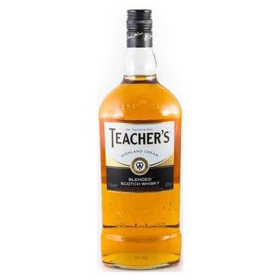 TEACHERS Scotch Whiskey - 1 Litre image 1