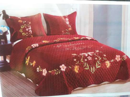Turkish Pure Cotton Bedspreads image 1