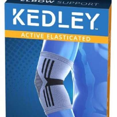 Kedley Orthopaedic Active Elasticated Elbow Support Small