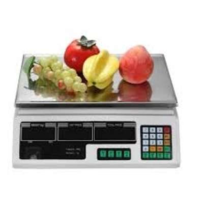 Acs 30 Kgs Without Pole Digital Weighing Scale image 1