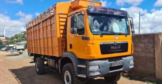 2017 Man Truck SX 43 KCV diesel 6900cc Like New image 14