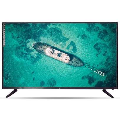 New Vision 43 inches Android Smart frameless Digital TVs image 1