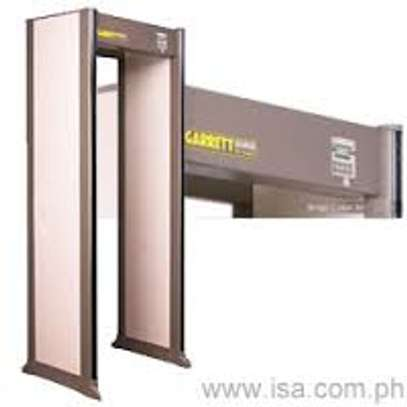 Garret Walkthrough metal detectors and hand held  suppliers in kenya