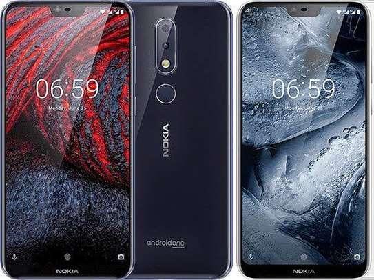 Nokia 6 .1+ (x6) image 1