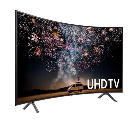 Samsung 65 inch Curved UHD-4K Smart Digital TVs 65RU7300 image 1