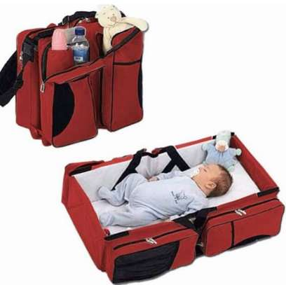Baby Bag and Bed image 1