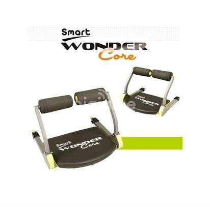 Smart wonder core exercise equipment image 1