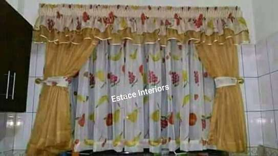 Decent Kitchen Curtains image 1