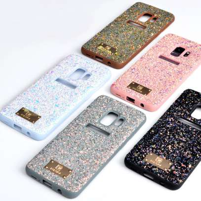 Puloka Glitter BackCover For Samsung -Ultimate Tech image 7