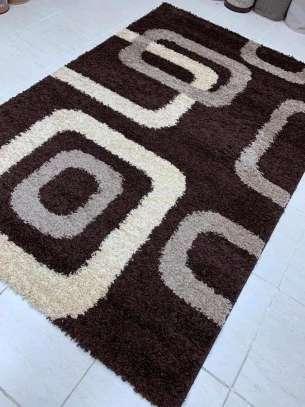 8*11 Turkish Shaggy Carpets image 1
