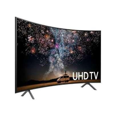 "New Boxed-SAMSUNG UA55TU8300 55"" CURVED Crystal UHD LED 4K TV image 1"