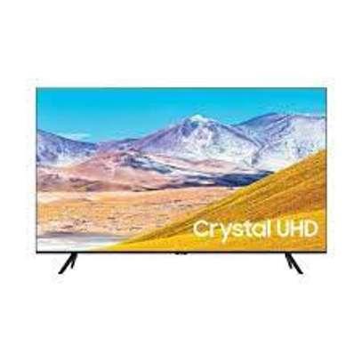 "SAMSUNG 50"" 4K UHD 2021 LATEST SAMSUNG SMART TV,ALEXA VOICE CONTROL,Q-SYMPHONY,WI-FI,SMART CONNECTIVITY,VOICE ASSISTANT-AU8000-BLACK image 4"