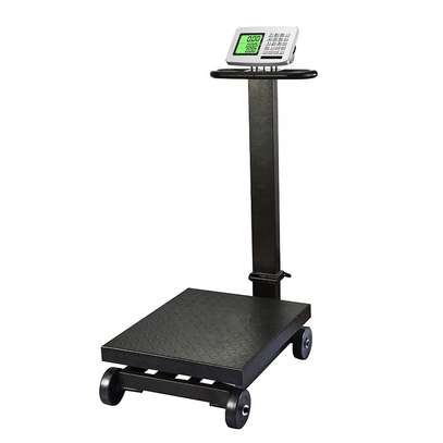High Precision 500G Industrial Weighing Portable Scale image 1