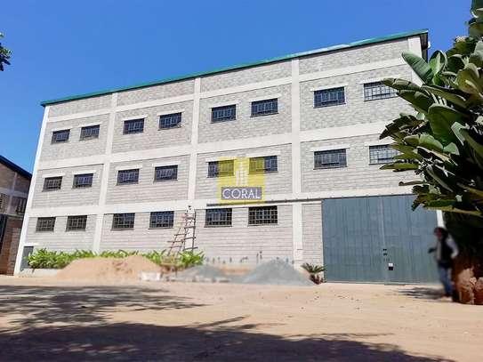 Kikuyu Town - Warehouse, Commercial Property
