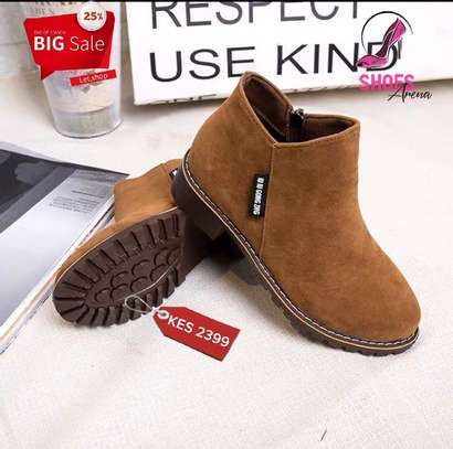 Elegant Leather boots image 6