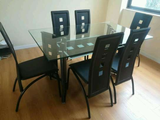 Brand new trendy dining tables image 2