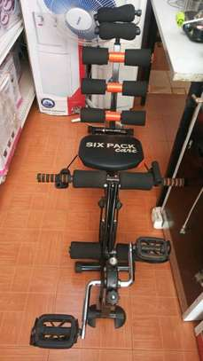 Six pack care/home made gym/six pack  gym machine image 3