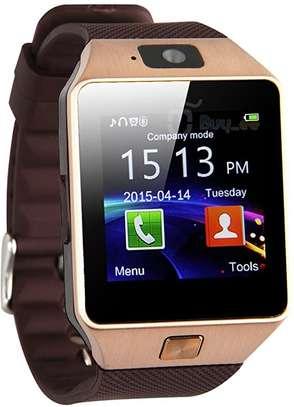 Black Men DZ09 Smart Watch image 1
