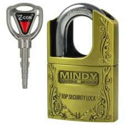 Anti-theft Mindy Padlock -60MM image 1