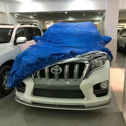 Custom-Made Waterproof Outdoor Car Dust, Sun and Rain Protective Covers image 2