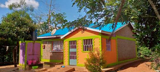 2 bedroom house for sale inclusive of a boy's quarter
