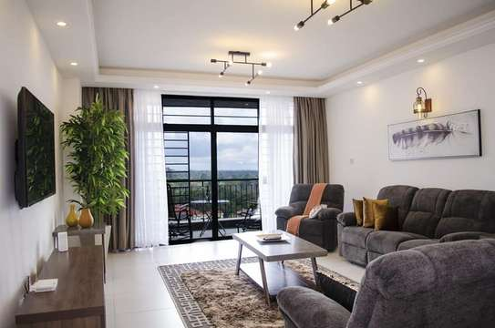 Furnished 3 bedroom apartment for rent in General Mathenge image 1