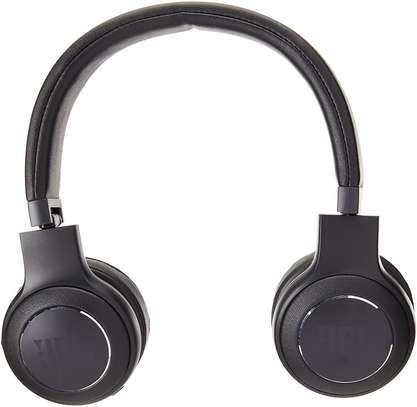 JBL Duet Bluetooth Wireless On-Ear Headphones - Black image 1