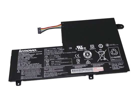 Lenovo Battery 30Wh original suitable Yoga 500-14IBD (80N4) series image 2