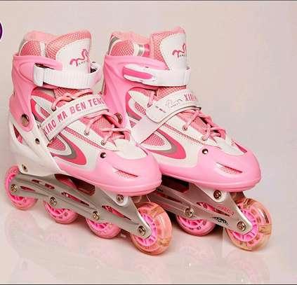 skate Shoes - Pink image 1