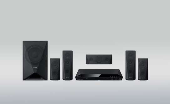 Sony 5.1 Channel Home Theater – DVD Home Cinema System with Bluetooth® image 3