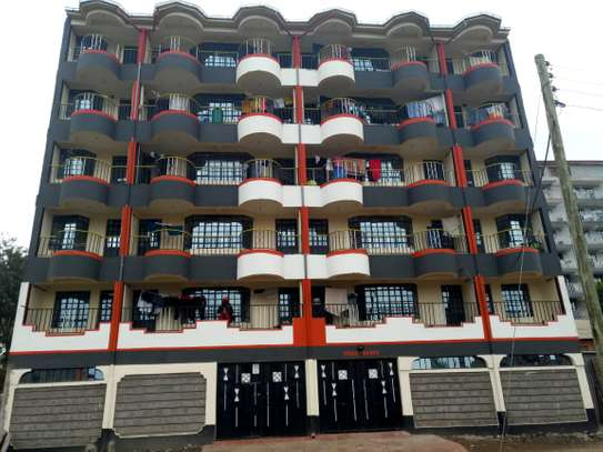 104 Units Apartment at Kahawa Wendani
