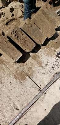 machine cut bricks image 1