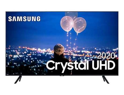 Samsung 55 inches Smart  UHD-4K Digital TVs 55TU8000 image 1