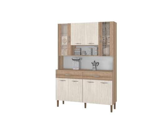 Kitchen Cabinet with 8 Doors - Kits Parana image 5