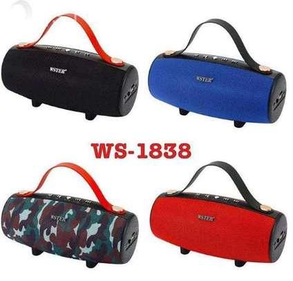 Ws-1831 Bluetooth wireless speaker image 1